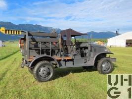 Chevrolet NQ-G 7128, Kranw leicht 4x4