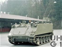 Zielpz 63 SIM 74 M-113 A1, Bild Armasuisse