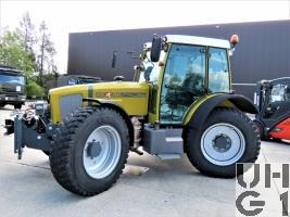 Rigitrac SKH 120, Trak 4x4