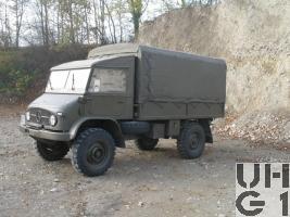 Unimog S 404.114, Erstw A1 - A7 / AE1 - AE7 sch gl 4x4