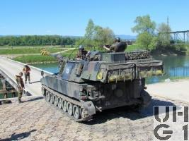 Panzerhaubitze M-109 KAWEST, Pz Hb M-109 BA
