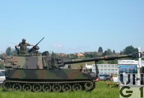 Panzerhaubitze 66/74 M-109 / L-39 SELAN, Pz Hb 66/74 SELAN