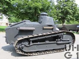 Renault M 17 FT