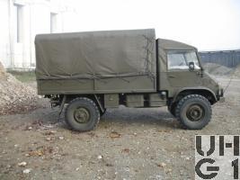 Unimog S 404.114 Erstw A1 - A7 / AE1 - AE7 sch gl 4x4