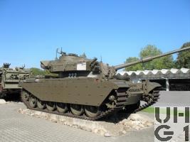 Panzer 57 Centurion Mk 7 / Mk 12, Pz 57 mit 8,4 cm Pak 55