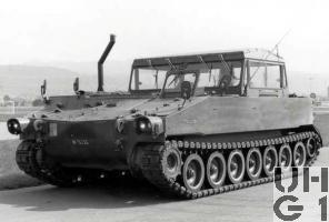 Panzerhaubitze 66/95 M 109 Fahrschule