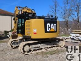 Caterpillar 320E LRR, Bagger GG 26 t Raupen