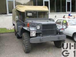 Dodge WC 62 1,5 t 6x6