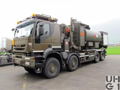 Tank WABRB Lfz Bet 10000 Liter Kasag/Atcomex