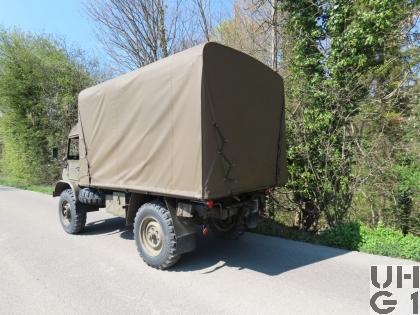 Unimog S 404.114, Wartungswagen 70 sch gl 4x4