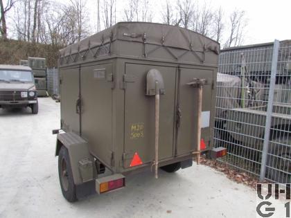 Betrst Mat Anh 1-Achsig Genhard/Zbinden