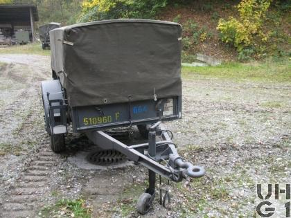 Agr Anh 3,5 kW 230 V Be-el 1-Achsig