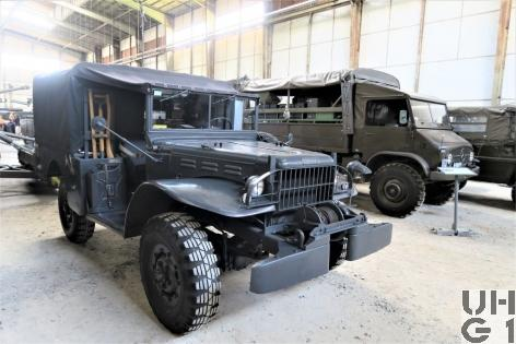Dodge WC 52, L Gelastw 0,75 t 4x4 (G502)