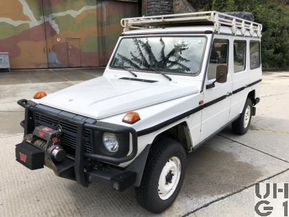 Steyr Puch 290 GDC, Pw 5 Pl 4x4 gl Uno Fz