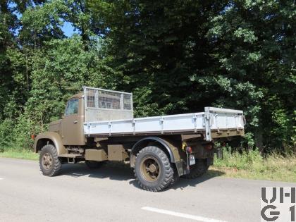 Berna 2 VM, Lastw Kipper 4,75 t gl 4x4