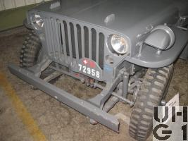 Willys Overland MB 0,36 t, 4x4