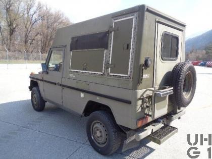 Steyr Puch 230 GE, Fltw ADS 95 HT l 4x4 gl, Bild Armasuisse