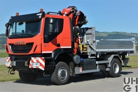 IVECO Trakker AT190T45W, Lastw Verw Ki Brue 2,8 t Gl 4x4 Foto Armasuisse Kompetenzbereich Landsysteme