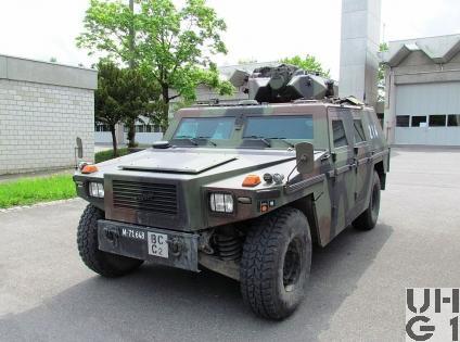 Mowag Eagle II Aufklfz 93/97 sch gl 4x4