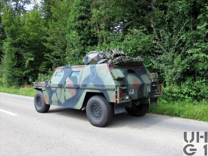 Mowag Eagle I, Aufklfz 93 sch gl 4x4
