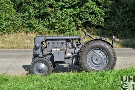 Hürlimann D 200, Trak 4x2