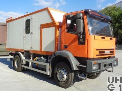 IVECO EoroTrakker 135E23W, Messw sch 4x4