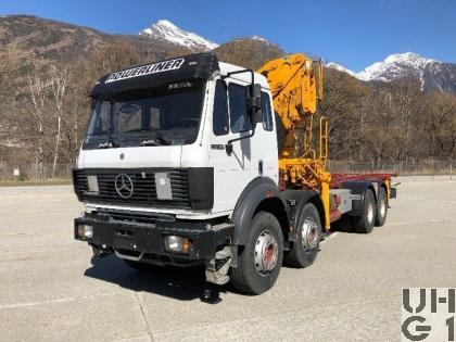 Mercedes Benz 3238, Conw sch Int 13 t 8x4
