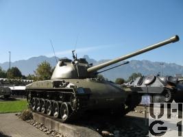 Mittlerer Panzer 58, MPz 58