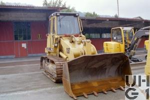 Caterpillar 953B Raupenladeschaufel 95