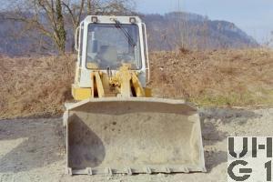 Liebherr LR 622, Ladesch Rpe 95 1.20 m³