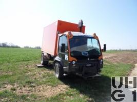 Lindner Unitrac 102 LS, 3,1 t 4x4