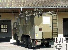 Saurer M6, Funkstation SE-404