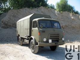 Steyr A 680 gl Wew A1 sch gl 4x4