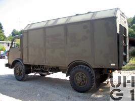 Steyr A 680 gl, Wew A1 sch gl 4x4