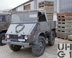 Unimog D 401, 1 t 4x4