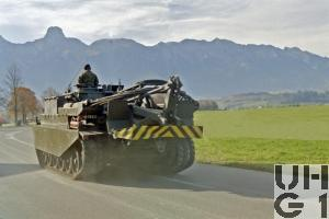 Entpannungspanzer 56 Centurion Mk 2 / Mk 3 LH, Entp Pz 56