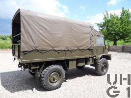 Unimog S 404.114 Lastw 1,5 t gl 4x4