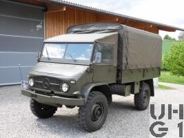 Unimog S 404.114, Lastw 1,5 t gl 4x4
