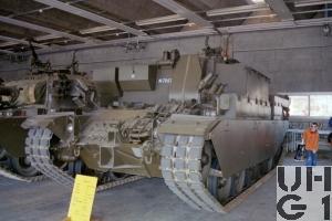 Entpannungspanzer 56 Centurion