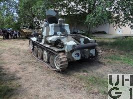 Panzerwagen 39 Typ LTL-H, Pzw 39 mit Benzinmotor