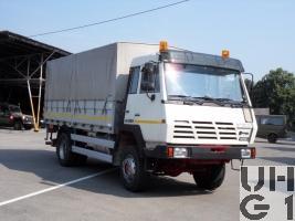 Steyr 19S32 P42, Lastw Verd Hebu 8,3 t 4x4 gl