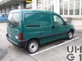 Peugeot Partner 1,9 D Lieferw Ka Verw 0,6 t 4x2
