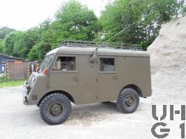 Mowag GW 3500, Kommandowagen SE 412/ABC, schwer 4x4
