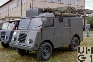 Mowag GW 3500, 4x4 Fliegerleitwagen
