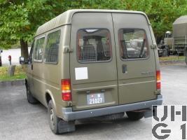 Ford Transit 120 CL, 4x2, Pw Kombi 9 Pl