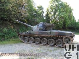 Panzer 68 AA5 K+W, Pz 68 AA5 K+W