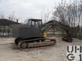 Liebherr R 921 C Raupenhydraulikbagger 78