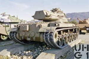 Mittlerer Panzer M 47 Patton