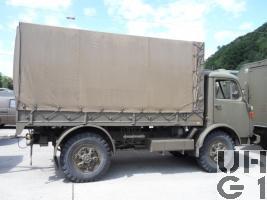 Steyr A 680 g Erstw BE 9 sch gl 4x4