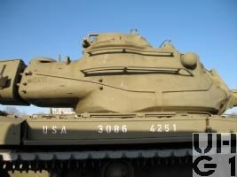 Mittlerer Panzer M 47 Patton, M Pz M47